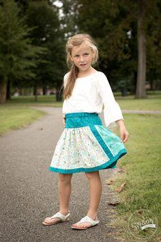 Hayden by Junebee for Ink & Arrow Fabrics | Izzy and Ivy Designs
