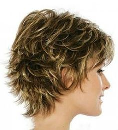 30 Best Variations Of Short Shag Haircuts For Your Distinctive Style - Aktuelle Damen Frisuren Short Hairstyles Over 50, Short Shag Hairstyles, Short Layered Haircuts, Cool Hairstyles, Bob Hairstyle, Hairstyle Names, Hairstyles 2018, Beautiful Hairstyles, Medium Hairstyles