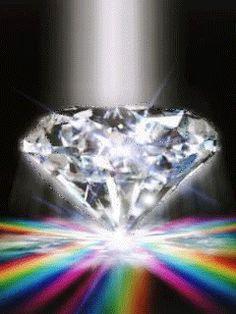Шикарный алмаз - анимация на телефон №1252229