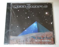 The Gone Jackals PROMO Single CD  No Sign of Rain  1998 Read Description