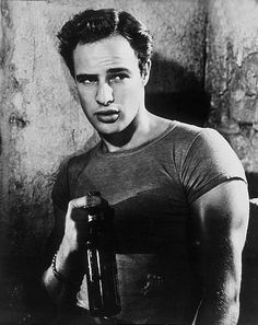 Brando, my ultimate. If you haven't seen Streetcar, then you just don't know.