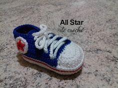 All Star de crochê - YouTube