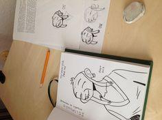 Diseño de personajes: sacerdotisa Iani-Ní