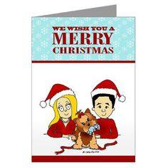 Salt n pepa seasons greeting funny christmas card anniversary christmas card greeting cards pk of 20 m4hsunfo