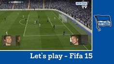Let's play Fifa 15 - Lustenberger vs Stocker - Hertha BSC - Bundesliga #...