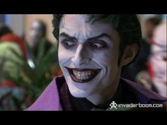 The Absolute King Of Joker Cosplay #AnthonyMisiano #TheJoker I might. Just. Love this guy. ~S