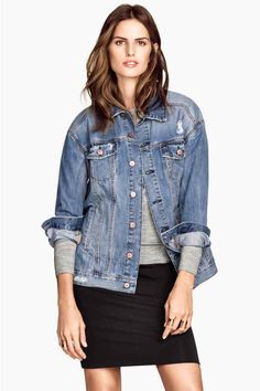 Veste en jean | H&M