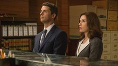 Turns out The Good Wife will be down twofull-time cast members when it returns this fall:Matthew Goodewill not be backas a series regular in Season 7, TVLine has learned exclusively. Goode's exitfollowsthe departure of Archie Panjabi, who made her final appearance as Kalinda in the May 10 finale. However, while it's unlikely Panjabi will resurface