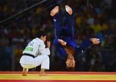 Fabio Basile, 21, Italy. Men's 66kg Judo Final.