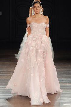 Naeem Khan 2017 wedding dress collection - Brides reviews collection from New York Bridal Fashion Week April 2016 (BridesMagazine.co.uk)