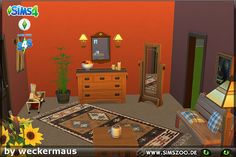 Sims 4 CC's - The Best: Pillows & Rugs by Weckermaus - Blackys Sims Zoo