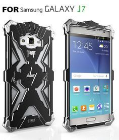 For Samsung J5 2016 Simon Thor Aluminum Metal Case Cover for Samsung Galaxy J7 2016 Smartphone Protection