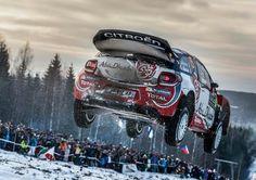 #WRC2017 #Suède