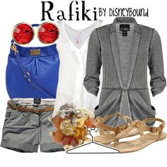 """Rafiki"" by lalakay on Polyvore disney"