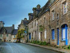 Locronan - Bretagne, France