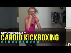 All Body Workout, Leg And Glute Workout, Free Workout, Kickboxing Moves, Low Impact Cardio Workout, Plyometrics, Senior Fitness, Fitness Design, Workout For Beginners