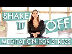 ▶ Meditation for Stress, Anxiety, Worry - How To Meditate for Beginners - BEXLIFE - YouTube