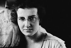 A young Golda Meir.