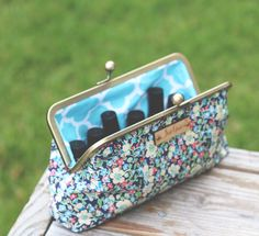 Essential Oil Carrying Case Clutch Designed to Hold 12