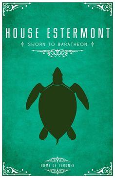 Game of Thrones. House Estermont: Sworn to Baratheon