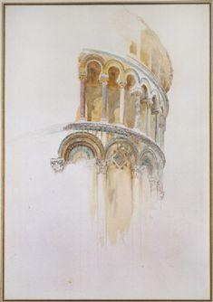 Ruskin, John - Apse of the Duomo, Pisa