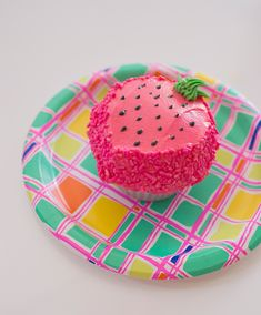 Fruity Summer Cupcakes... - The TomKat Studio