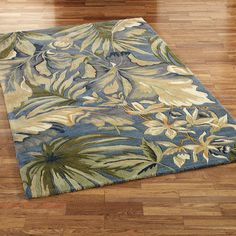 23 Best Tropical Area Rugs Images In 2012 Coastal Area