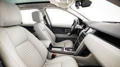 interior 2015 Land Rover Discovery Sport Wallpaper