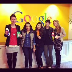 Yes To and the Google team! #wearewildfire #yestosf