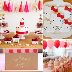 Regardless of whether you're a Hello Kitty fan or not, we're betting you're going to love this birthday party.