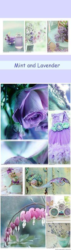 Mint en lavender