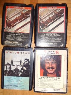 8 TRACK TAPES: 12 ROCK TAPES FROM THE 60S & 70S | eBay