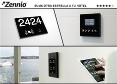 Zennio your specialist in technology for hotels - ZENNIO - Products - EquipHotel Paris