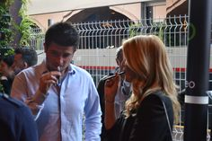 Stars n Bars guests try out #NEO #ecigs