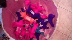 Awwww the doggies! Pink Love, Vs Pink, Ropa Interior Victoria's Secret, Tumblr Quality, Mini Dogs, Pink Nation, Pink Outfits, Dog Treats, Victoria's Secret Pink