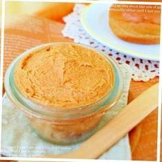 楽天が運営する楽天レシピ。ユーザーさんが投稿した「簡単!はまります~♪きなこクリーム☆」のレシピページです。ホントに美味しくてはまります^^きなこクリーム☆ぜひお試しあれ〜♡。きな粉クリームコッペパン。パン(食パン・ロールパンなどお好みパン),きな粉,マーガリン,砂糖,塩 Sweets Recipes, Cooking Recipes, Desserts, Stove Top Recipes, Cafe Food, Japanese Sweets, Vegan Cake, Sweet Cakes, No Cook Meals