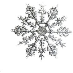 glitter_snow_flake_silver (800×800) ❤ liked on Polyvore featuring christmas, winter, backgrounds and xmas