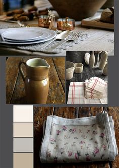 The Paper Mulberry: Setting the Table