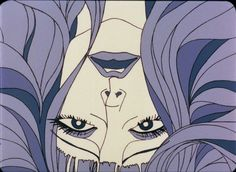 Belladonna of Sadness: Photo Pretty Art, Cute Art, Aesthetic Art, Aesthetic Anime, Belladonna Of Sadness, Overlays, Old Anime, My Funny Valentine, Demon Slayer