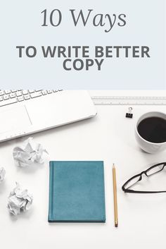 If writing copy makes you nervous then don't worry. You really don't need to be a professional copywriter to create content that your audience will love. There are a few simple tips that you can follow to make sure that your copy gets your message across and helps to grow your online business!
