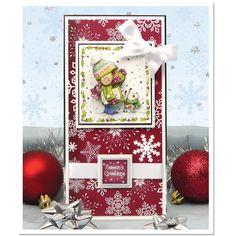 Letter to Santa Individual Topper Set | Hunkydory Crafts