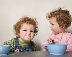 Toddler eating - Toddler feeding - Toddler food Serving sizes of vegies/grains, etc for kids