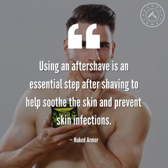 The skin tends to dry after shaving, so it needs a friend that will re-hydrate it. Using an aftershave helps in keeping your skin healthy while also preventing skin infection or irritation. Learn more at our website. #nakedarmor #wetshaving #straightrazor #aftershave #aftershavebalm Shaving Tips, Wet Shaving, After Shave Balm, Aftershave, Straight Razor, Being Used, Healthy Skin, Your Skin, Moisturizer