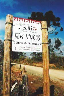 Colonia Cecilia e memória anarquista em Palmeira/PR