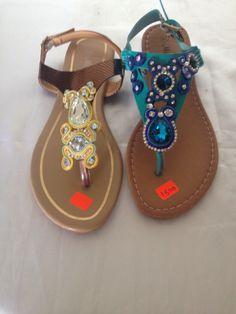 Sandalias personalizadas en hilo d sotuche tu estilo oh el mío