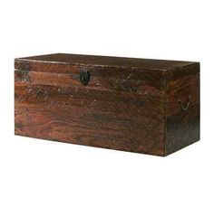 Rustic-Vintage-Chest-Trunk-Coffee-Table-Wood-Furniture-Storage-Box-Bench-Decor