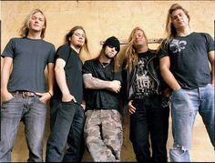 Children of Bodom, melodic death metal at its finest. Something Wild is my favorite!
