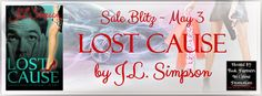 A Good Book Can Change Your View For Life: Lost Cause [Daisy Dunlop] by J.L. Simpson