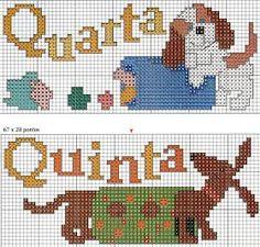 Mickey E Minie, Beading Patterns, Cross Stitch, Crafts, 1, Cute Cross Stitch, Embroidery Ideas, Punto De Cruz, Amigurumi