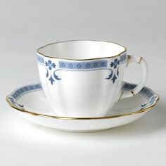 "Royal Crown Derby ""Grenville"" Tea Cup"